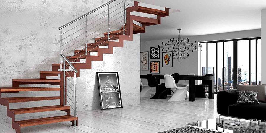 Ideas para aprovechar al m ximo el espacio debajo de la for Cocinas debajo de las escaleras