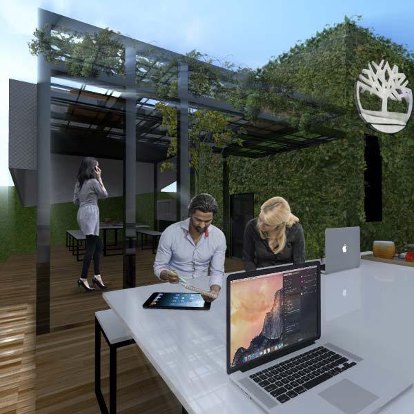 Nueva Terraza Comedor en la Ciudad de México | Timberland